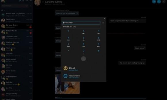 Skype Ekran Görüntüleri - 6