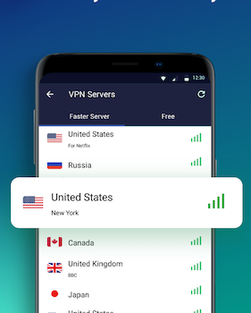 VPN Proxy Master Ekran Görüntüleri - 2