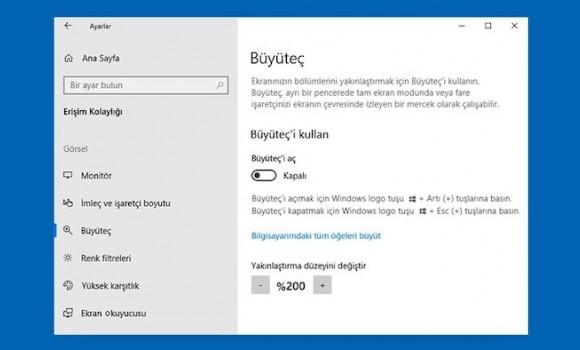 Windows 10 Ekran Görüntüleri - 10