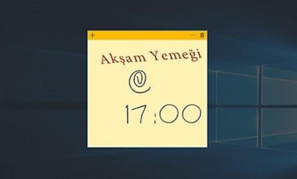 Windows 10 Ekran Görüntüleri - 11