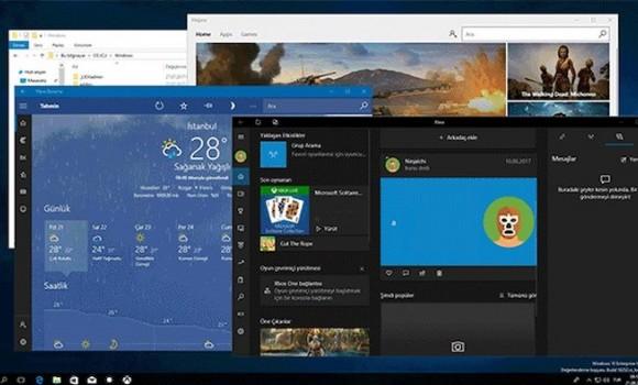 Windows 10 Ekran Görüntüleri - 8