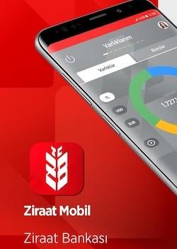 Ziraat Mobil Ekran Görüntüleri - 1