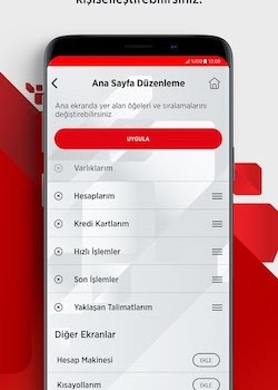 Ziraat Mobil Ekran Görüntüleri - 4