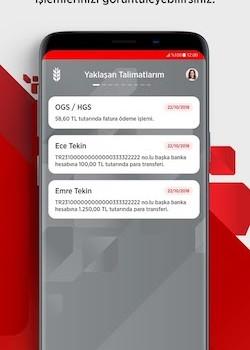Ziraat Mobil Ekran Görüntüleri - 7