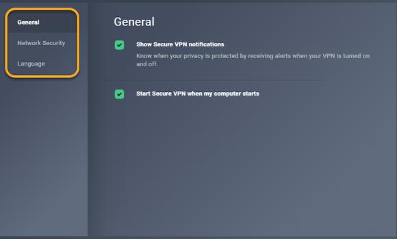 AVG VPN Ekran Görüntüleri - 2