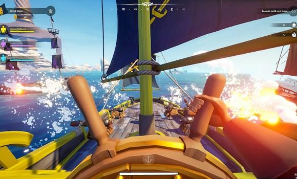 Blazing Sails: Pirate Battle Royale Ekran Görüntüleri - 2