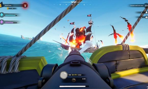 Blazing Sails: Pirate Battle Royale Ekran Görüntüleri - 6