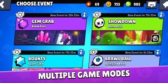 Brawl Stars Ekran Görüntüleri - 2