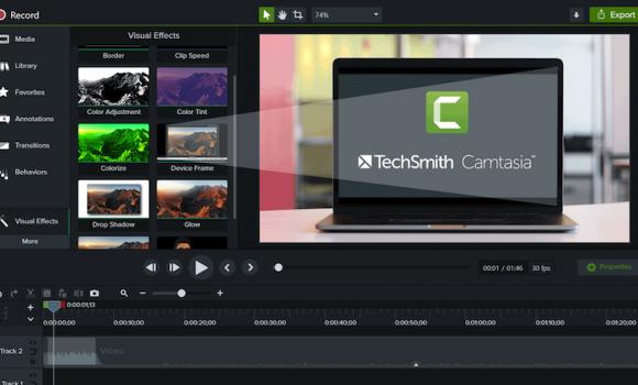 Camtasia Studio Ekran Görüntüleri - 2
