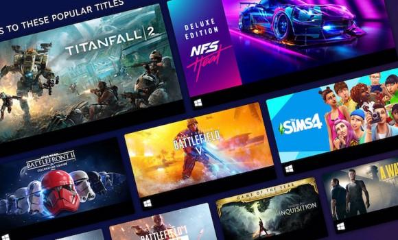 EA Play Ekran Görüntüleri - 1