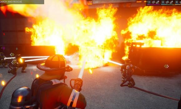Firefighting Simulator Ekran Görüntüleri - 1