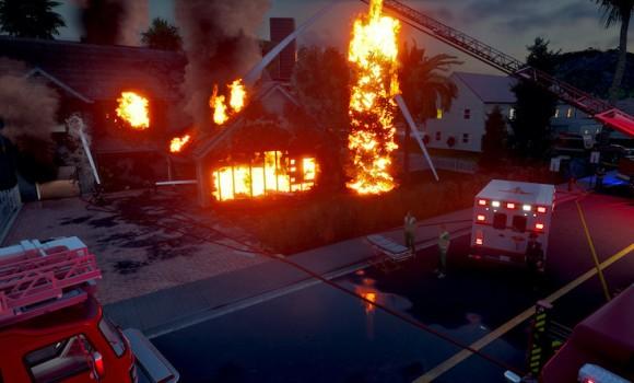 Firefighting Simulator Ekran Görüntüleri - 3
