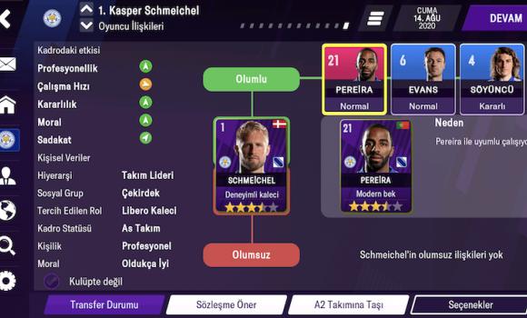 Football Manager 2021 Ekran Görüntüleri - 5