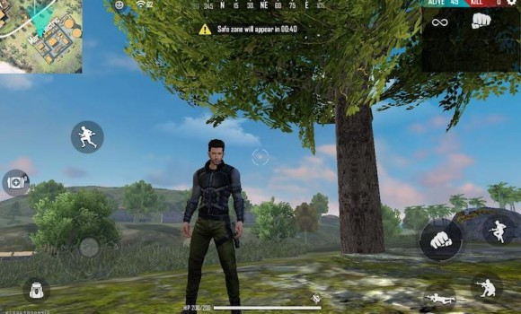 Free Fire – Battlegrounds Ekran Görüntüleri - 5