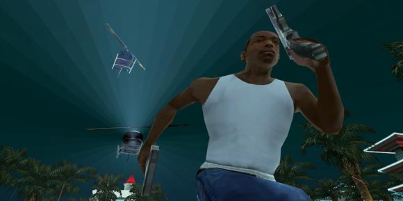 Grand Theft Auto: San Andreas Ekran Görüntüleri - 1