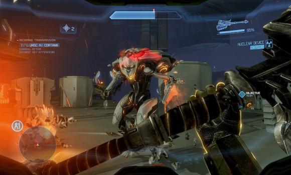 Halo 4 Ekran Görüntüleri - 3