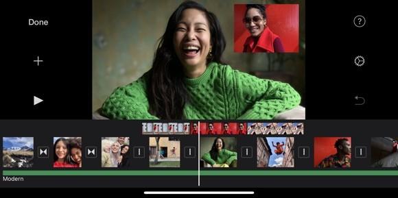 iMovie Ekran Görüntüleri - 2