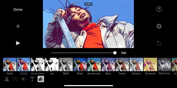 iMovie Ekran Görüntüleri - 4
