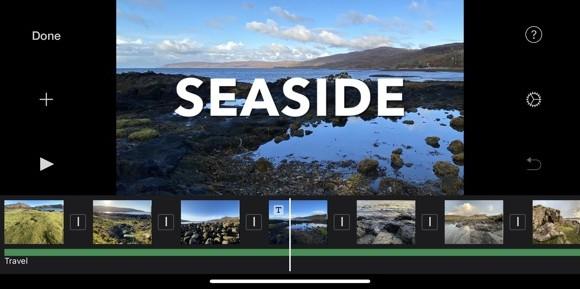 iMovie Ekran Görüntüleri - 6