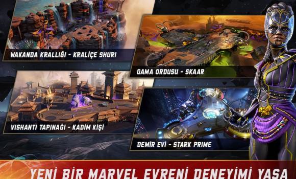 MARVEL Realm of Champions Ekran Görüntüleri - 2