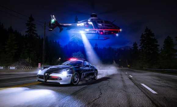 Need for Speed Hot Pursuit Remastered Ekran Görüntüleri - 3