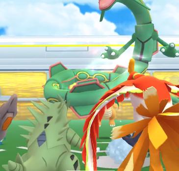 Pokemon GO Ekran Görüntüleri - 2