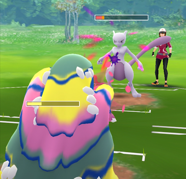 Pokemon GO Ekran Görüntüleri - 8
