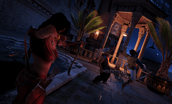 Prince Of Persia: The Sands Of Time Remake Ekran Görüntüleri - 1