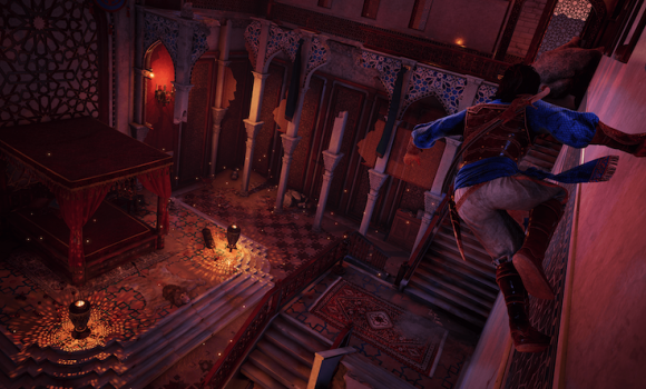 Prince Of Persia: The Sands Of Time Remake Ekran Görüntüleri - 3