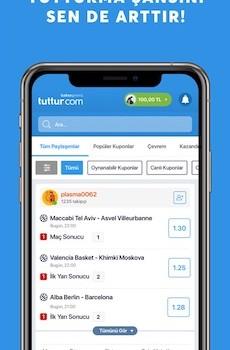 Tuttur.com Ekran Görüntüleri - 6