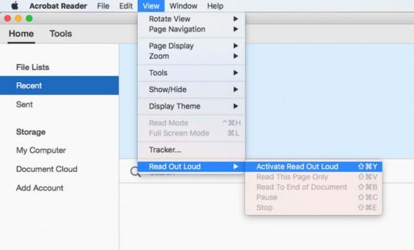 Adobe Reader X Ekran Görüntüleri - 5