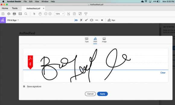 Adobe Reader X Ekran Görüntüleri - 6