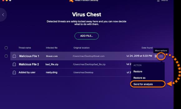 Avast Free Antivirus Ekran Görüntüleri - 8