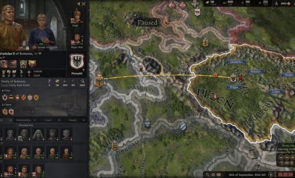 Crusader Kings 3 Ekran Görüntüleri - 6
