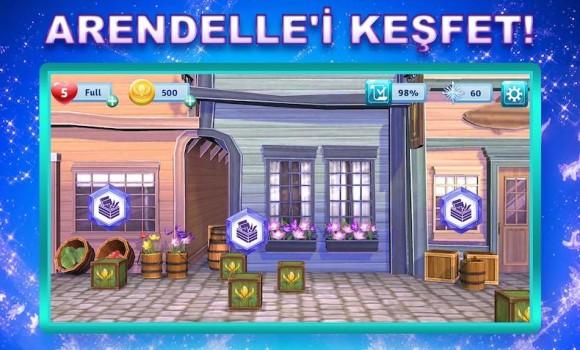 Disney Frozen Adventures Ekran Görüntüleri - 3