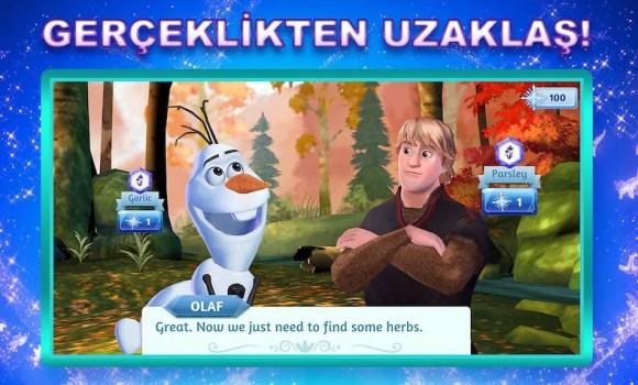 Disney Frozen Adventures Ekran Görüntüleri - 5