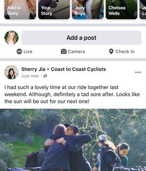 Facebook Ekran Görüntüleri - 5