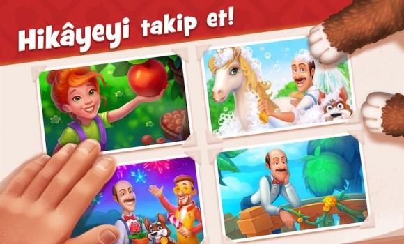 Gardenscapes Ekran Görüntüleri - 4