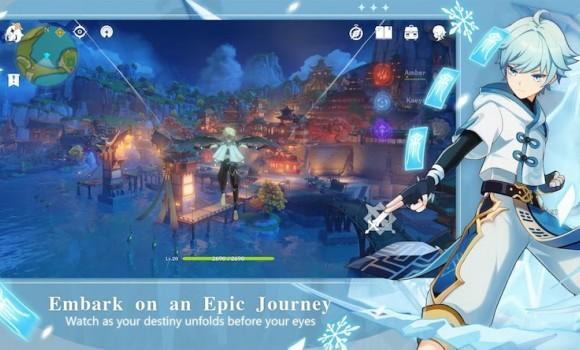 Genshin Impact Ekran Görüntüleri - 5