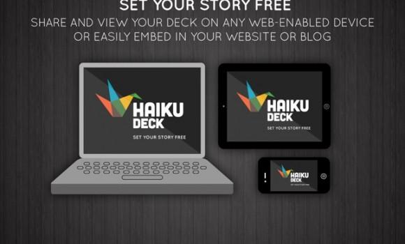 Haiku Deck Ekran Görüntüleri - 9