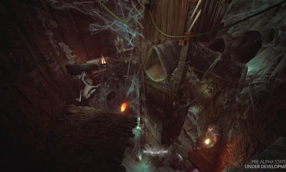 The Lord of the Rings: Gollum Ekran Görüntüleri - 1