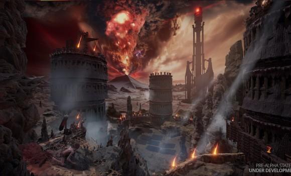 The Lord of the Rings: Gollum Ekran Görüntüleri - 5