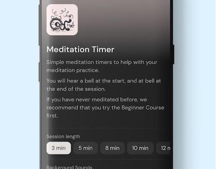 Medito Ekran Görüntüleri - 7