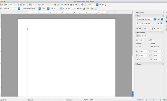 OpenOffice Ekran Görüntüleri - 1