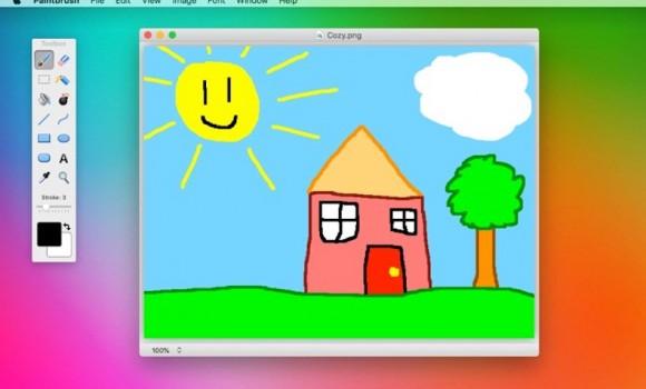 Paintbrush Ekran Görüntüleri - 2