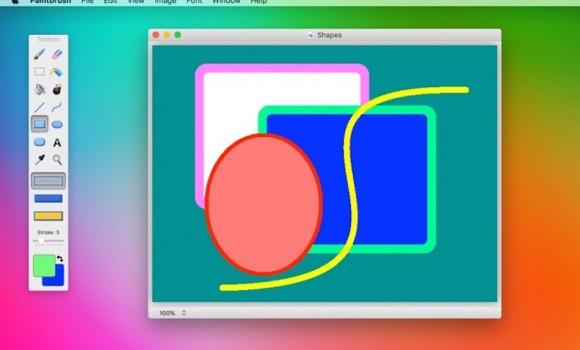 Paintbrush Ekran Görüntüleri - 3