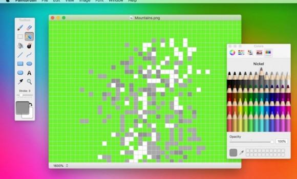 Paintbrush Ekran Görüntüleri - 4
