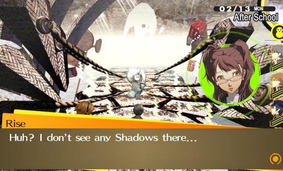Persona 4 Golden Ekran Görüntüleri - 1