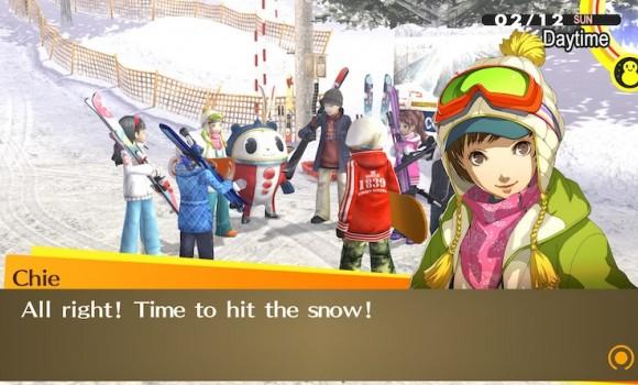 Persona 4 Golden Ekran Görüntüleri - 7