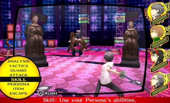 Persona 4 Golden Ekran Görüntüleri - 8